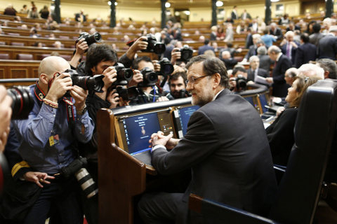 Rajoy could face vote of no confidence over Barcenas allegations