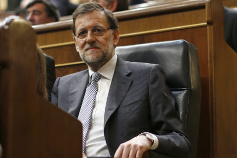 Rajoy will not answer more questions about Barcenas