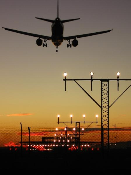 Spanish air traffic for August down -2.7%