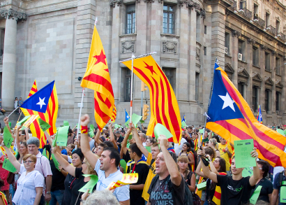 EU confirms that an independent Cataluña would not be part of the EU