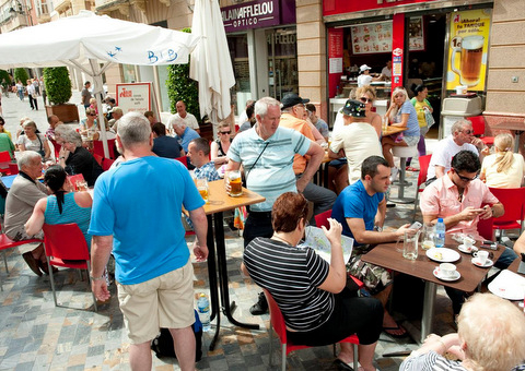 Tourist expenditure in Andalucia increased by 15% during August