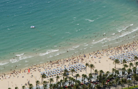 Spain's bumper tourism year continues