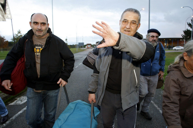 Nine more ETA terrorists released in Spain