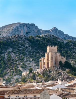 Basic introduction to the Region of Andalucía