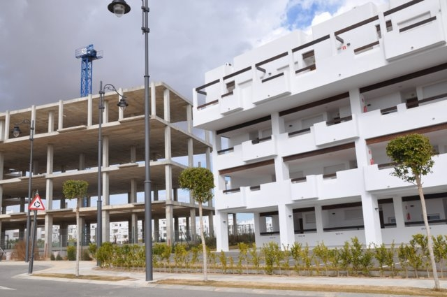 Stock of unsold new Spanish properties continues to fall