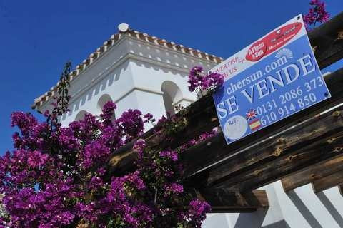 Spanish property prices now back to 2002 levels