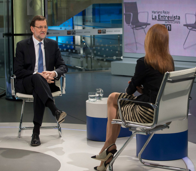 President Rajoy vows Catalan Independence referendum will not happen