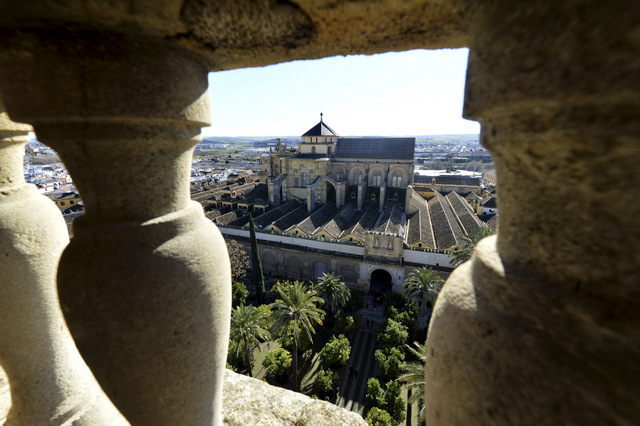 Main tower of Great Mosque of Córdoba to reopen