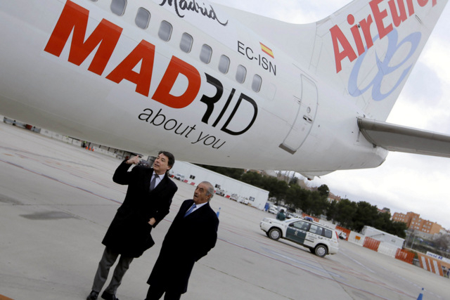 Madrid turning the corner as tourism figures improve during January