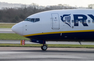 Ryanair increases Spanish flights