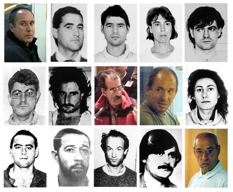 Another ETA terrorist walks free in Spain