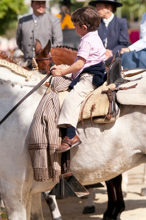 6th to 11th May, Feria de Abril, The April fair in Seville