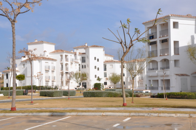 Murcia property sales fell during June