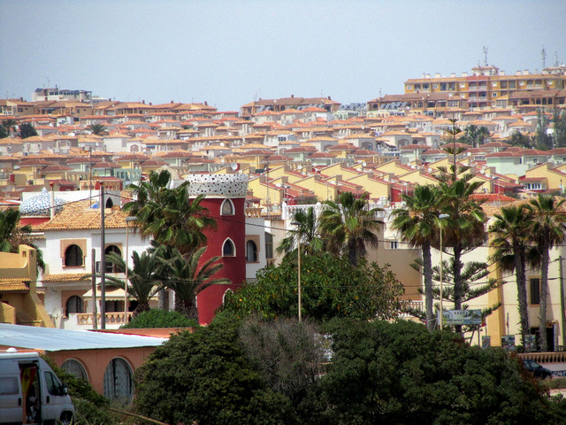 Increased demand for second hand in Alicante during August
