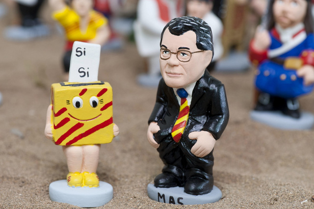 D-day approaches in Catalan independence referendum saga