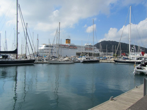 Spanish cruise ship ports hope for record year in 2014