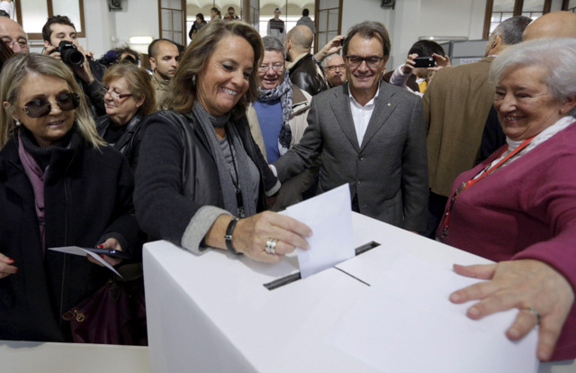 Catalunya Independence vote a victory for no-one