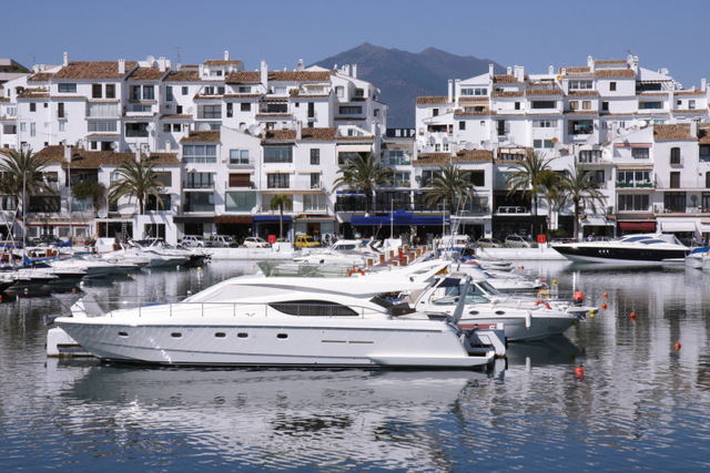 The Spanish property crisis appears to be over in Marbella
