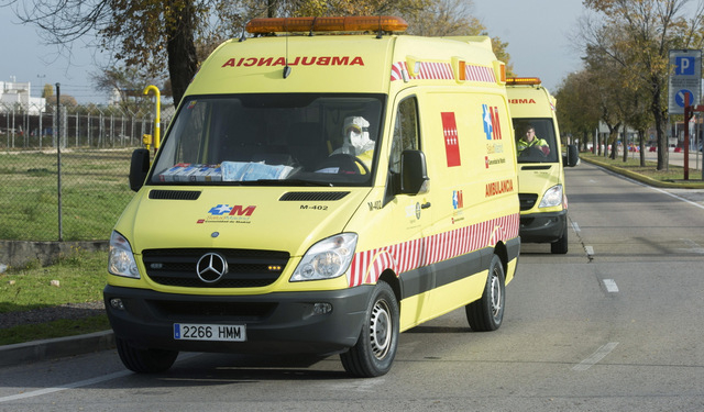 Another Spaniard isolated in Madrid to monitor possible ebola infection