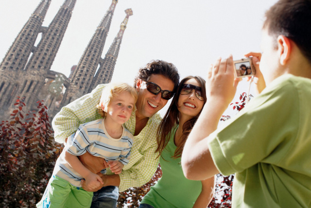 Catalunya is still the favourite Spanish holiday destination for visitors from abroad