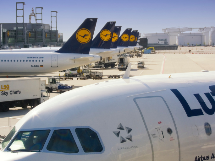 Spain-Germany flights affected by Lufthansa pilots strike