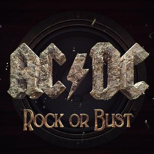 May 2015, AC/DC plays Spain, dates in Madrid and Barcelona
