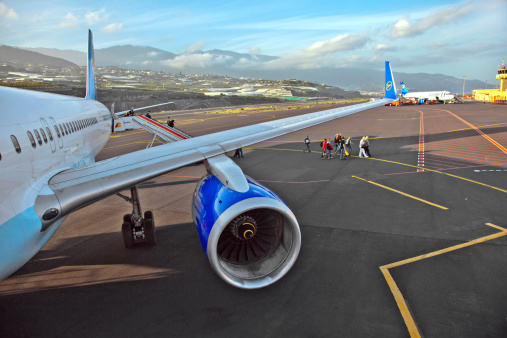 Low-cost air travel continues to increase in Spain