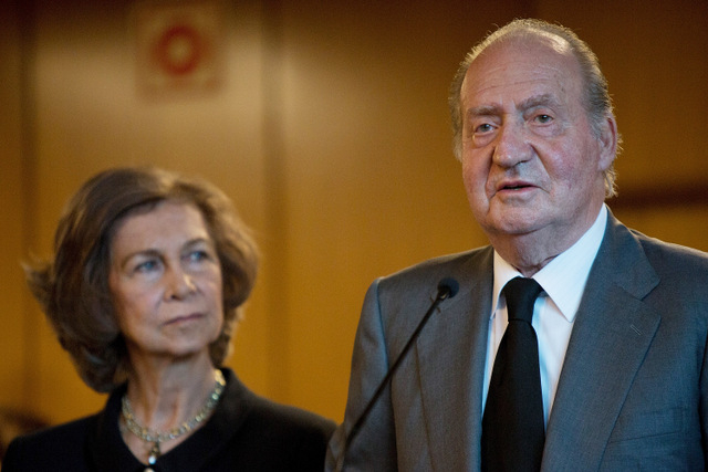 Former King Juan Carlos I of Spain faces paternity suit