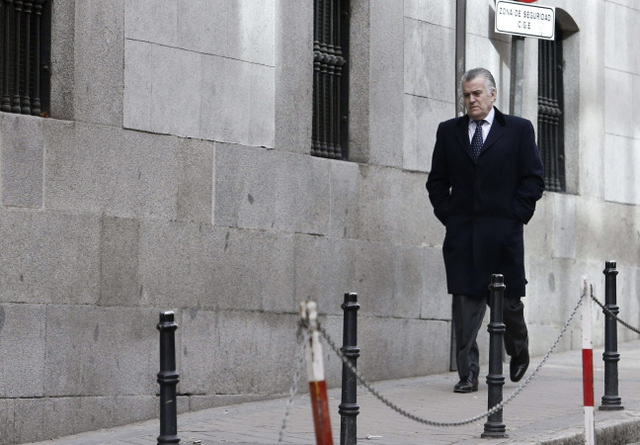 Bárcenas takes skiing holiday in a house allegedly purchased with black money