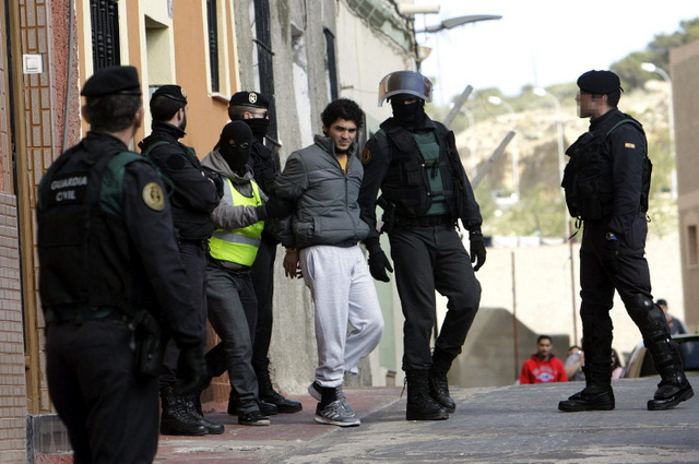 Two more Jihadists arrested in Ceuta