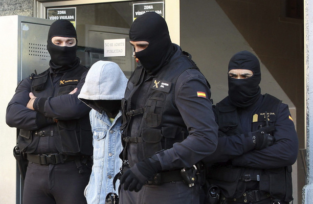 Four arrested in Barcelona for Jihadist connections