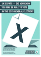20th April is deadline for expat registrations to vote in UK elections