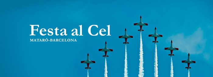19th and 20th September, Catalunya air show in Mataró