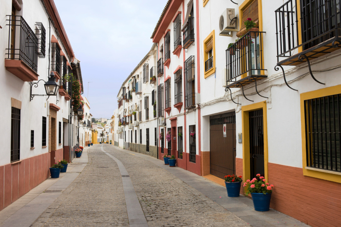 Spanish property prices reported to have fallen