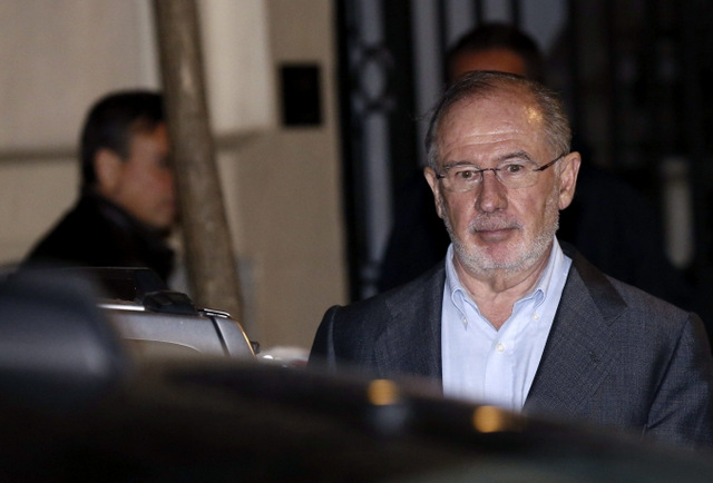 Former Spanish vice-president detained on charges of corrupt practices