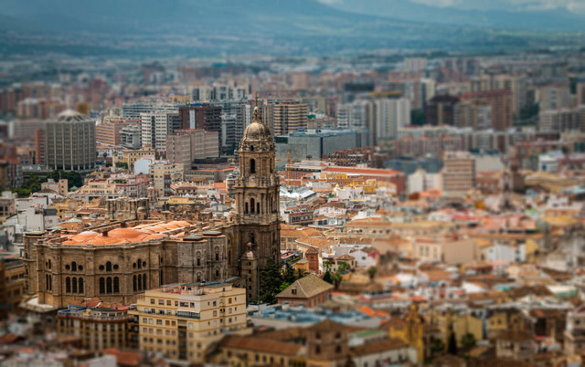 Málaga cathedral opens for rooftop visits