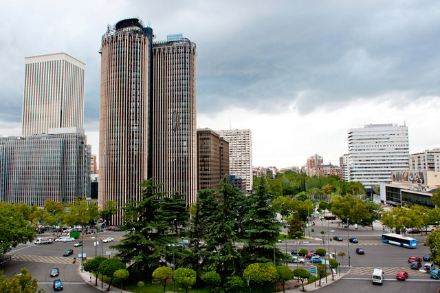 Madrid is the sixth most attractive city in the world for institutional property investors