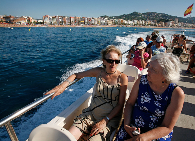 British remain the most numerous visitors to Spain