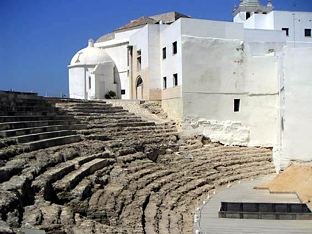 Roman theatre in Cádiz ready for visitors