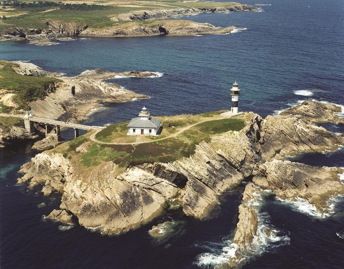 Galicia lighthouse becomes the first hotel of its kind Spain