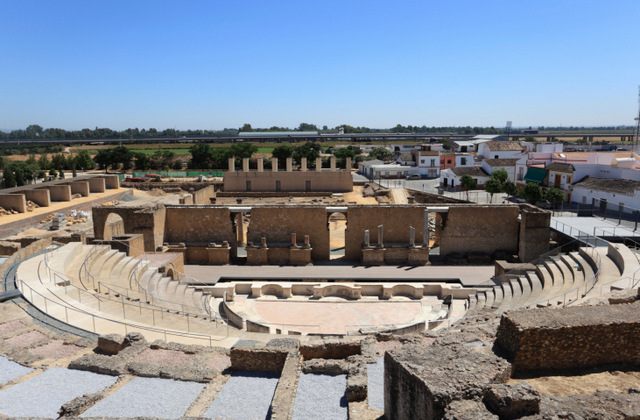 Classical drama this summer at the Roman theatres of Andalucía