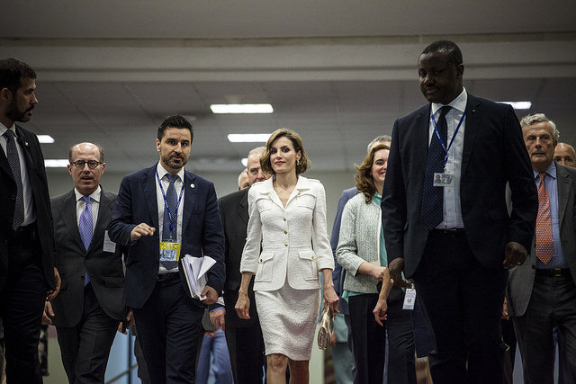 Queen Letizia of Spain named FAO United Nations Special Ambassador for Nutrition