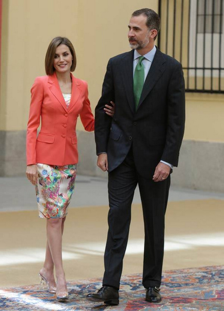 Felipe VI calls upon the nobility of Spain to set an example