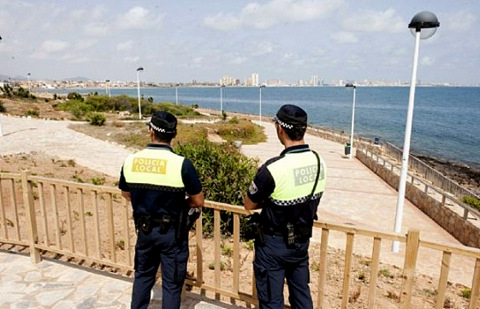 Extra policing throughout Spain to ensure safety of summer tourists