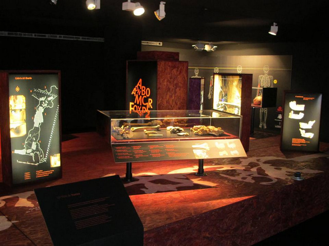 Altamira in Cantabria hosts additional Neanderthal exhibition until 30th September
