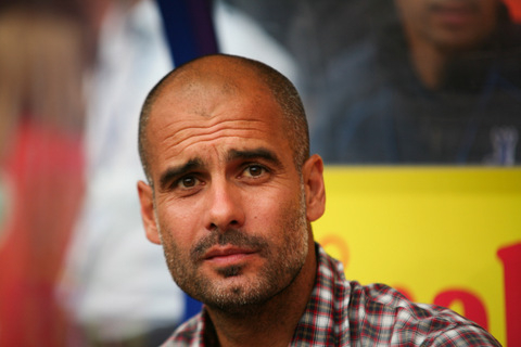 Pep Guardiola brings pitch management skills to separatist cause in Catalunya