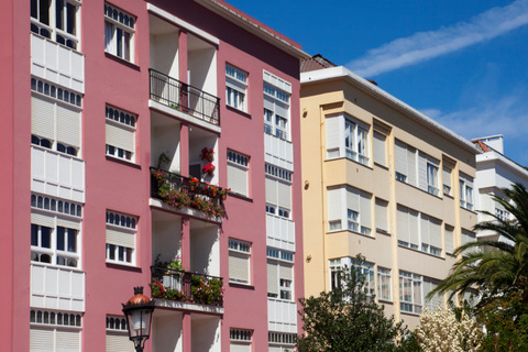Slight rise in some second-hand Spanish property prices