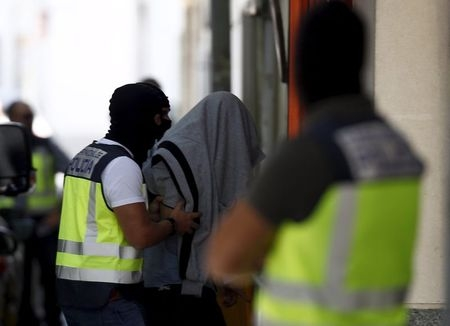 14 arrested in Spain and Morocco suspected of recruiting for Islamic State