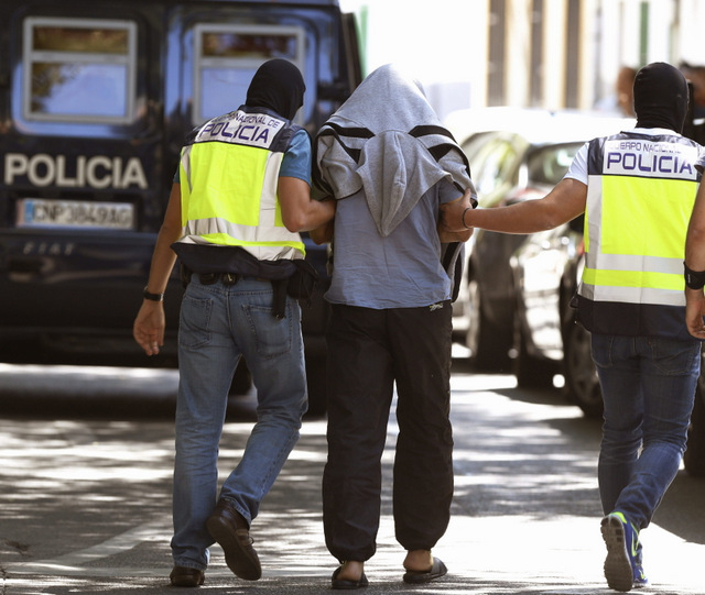 Judge refuses bail for alleged Islamic State sympathiser arrested in Madrid