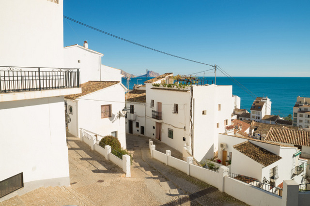 Spanish property prices rise over last 12 months